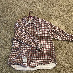 Flame resistant carhartt flannel